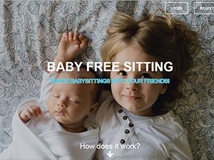 Image site Baby Free Sitting